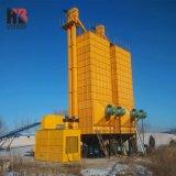 米製造所のプラントが装備されている米の乾燥機械