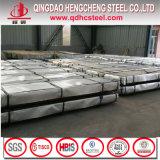 Гофрированные стальные Galvalume SGLCC кровельных листов цена