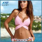 Qualitäts-Frauen-reizvoller Form-Bikini-Badebekleidungs-Badeanzug