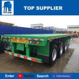 대륙간 탄도탄 차량 - 판매를 위한 반 12의 바퀴 콘테이너 평상형 트레일러 트레일러