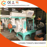 Horizontal Boxing ring Die Biomass Fuel Pellet Making Machine
