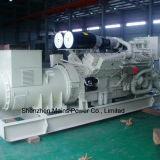 Vta28元のイギリスのCummins 600kVAの750kVAディーゼル発電機50Hz、400V