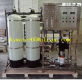 Máquina de filtro de água de membrana RO para indústria de consumo 1000lph