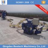 Stahlplatten-Oberflächenbehandlung-Granaliengebläse-Maschine