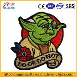 Qualitäts-kundenspezifisches Gewebe-Änderung- am ObjektprogrammZeichenbild-Stickerei-Abzeichen