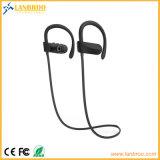 Annullamento senza fili di cristallo di disturbo delle cuffie avricolari dell'in-Orecchio di Bluetooth V4.2 del suono stereo per lo sport