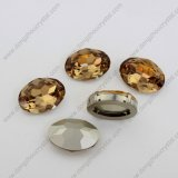 Jinhua Manufacturer Wholesale Crystal Folied Stone per Jewelry Accessories