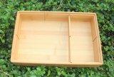 Oferta de artesanías de madera Caja de almacenamiento Bamboobox