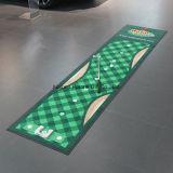 ロゴの方法の床のマットを置く屋内クラブによって印刷されるゴルフ