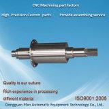 自動機械アクセサリの部品を製粉する中国の工場SUS316精密CNC