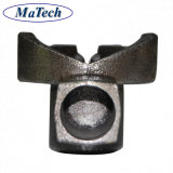 シャーシブラケットのための無くなったワックスの鋳造物の炭素鋼Ss41 1.7231 SA572 Gr50