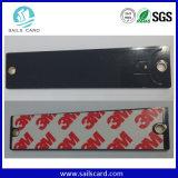 3mの接着剤のステッカーが付いているLf/Hf/UHF RFIDの札