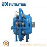 Filtro mecânico para o pré-tratamento do Wastewater