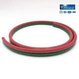 Ossigeno di pressione bassa/acetilene/riga gemellare tubo flessibile con liscio