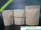 Il sacchetto della carta kraft Si leva in piedi in su il sacchetto di carta/sacchetto di carta della casella
