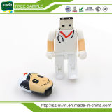 Médico Popular conformado USB Pen Drive