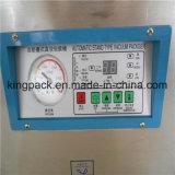 Gebratene Nahrungsmittelvakuumverpackungsmaschine für Aluminiumfolie-Beutel