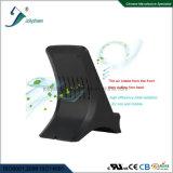 Ventilador pequeno interno da melhor patente 2017 deVenda e do carregador sem fio rápido esperto exclusivo, Calor-Radiação da eficiência elevada, Ce das Multi-Proteções, RoHS, FCC