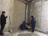 インドのパキスタンはフレームの構造のためのレンダリング機械を塗る壁を好む