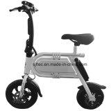 E-Bici plegable de la aleación de aluminio 12inch