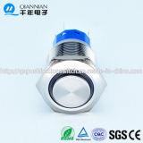 Тип кольца Qn19-C2 19mm однократно Запирать на задвижку Elevated головной переключатель кнопка