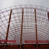 Almacén grande de la estructura del marco de acero del palmo