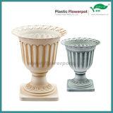 ローマ様式の組合せの植木鉢(KD2951WP-KD2955WP)