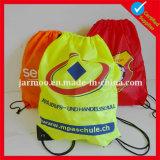 Поездки для хранения полиэстер кулиской рюкзак сумка