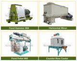 工場価格の家禽は餌の製造所、飼料の造粒機を入れる