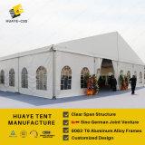 300 Seaterの白のための大きい屋外の結婚式のイベントのテント