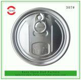 307# 83.3mm Alu pouvez facile à ouvrir le couvercle