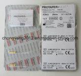 歯科ファイル次の歯科内部のFils Protaper回転式ファイルProtaper