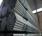 Los materiales de construcción de tubo de acero redondo Pre-Galvanized/tubo de acero