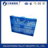 Chão de armazenagem armazenagem de paletes plásticos para venda