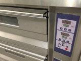 Digitals 1 four de gaz commercial de qualité de plateaux du paquet 3 pour le gâteau