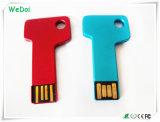 Wasserdichter Schlüssel USB Pendrive mit Soem-Firmenzeichen (WY-M02)