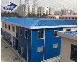 빠른 가벼운 강철 구조물은 조립식 유치원 건물을 조립한다
