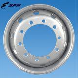 La rotella forgiata della lega di alluminio borda doppio Polished (22.5X9.0)