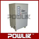 Stabilizzatore di tensione di alta qualità/stabilizzatore di tensione automatici (SVC-6kVA)