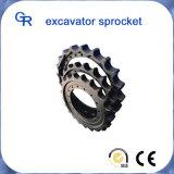 L'escavatore PC200 di buona qualità parte le ruote dentate