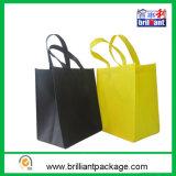 Kundenspezifische Farbe nicht gesponnene Fodable Einkaufstasche