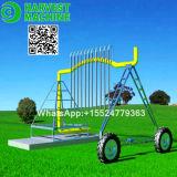 Máquina de la irrigación de China/sistema de irrigación de centro del pivote de la granja
