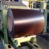 Fabrication en usine RAL9003 0,45*1250mm Z80 PPGI bobine d'acier prépeint
