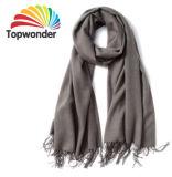 Мода шаль, акрил, хлопка и полиэстера, шерсть, и с низким уровнем MOQ, цветов и размеров