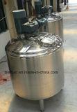 衛生ステンレス鋼薬剤の混合タンク