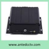 carro móvel DVR de 4CH Ahd 1080P HDD opcional com 3G 4G WiFi GPS