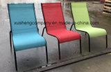 Loisirs en acier Newfashioned chaise de plage