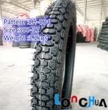 독일 시장을%s Longhua 타이어 공급 고품질 기관자전차 타이어