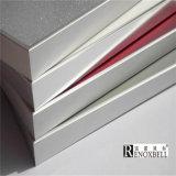Подгонянная панель сота цвета мрамора конструкции алюминиевая