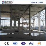 Costruzione di blocco per grafici d'acciaio diplomata iso della costruzione prefabbricata per il gruppo di lavoro d'acciaio della costruzione